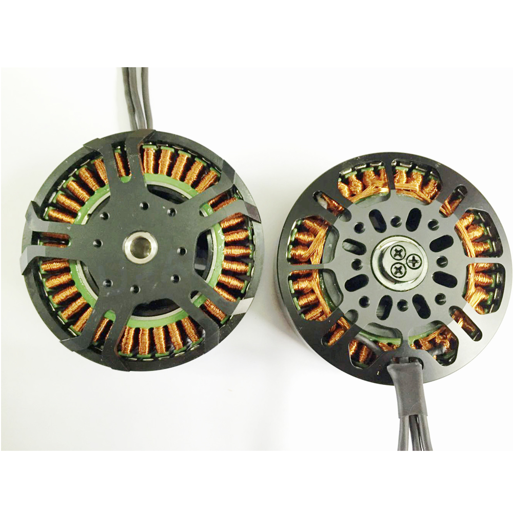 Original RW.RC 8318 <font><b>100KV</b></font> 120KV Brushless Plant Protection <font><b>Motor</b></font> For 3080 Props multicopter <font><b>Drone</b></font> UAV image