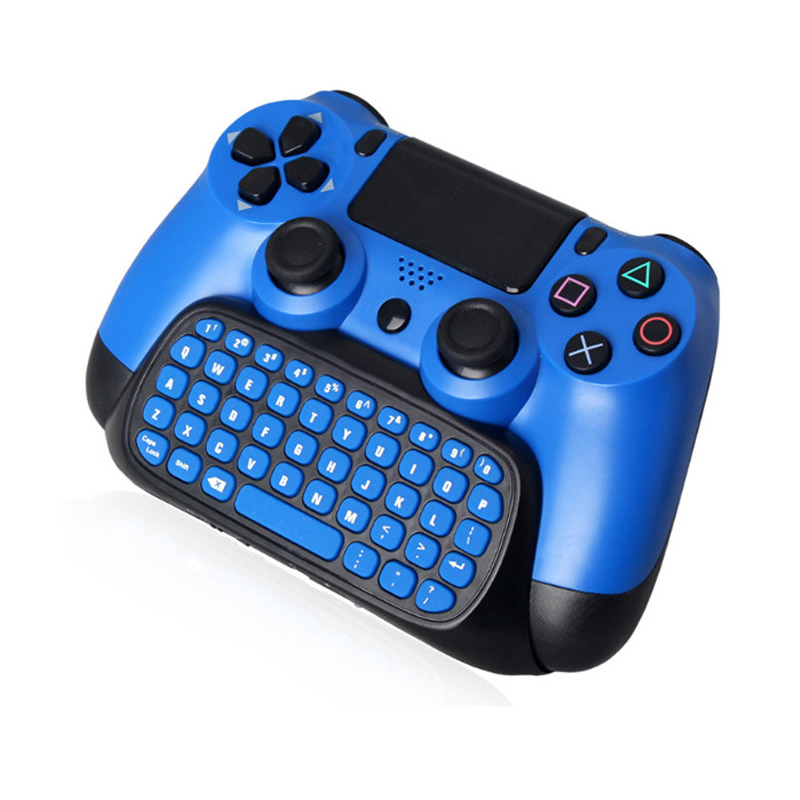 Image 3 - HAOBA 2.4G Wireless Mini Controller Keyboard Gamepad  Chatpad for PS 4 / PS 4 Slim / PS 4 Pro-in Replacement Parts & Accessories from Consumer Electronics