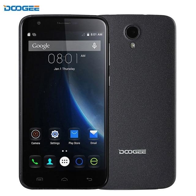DOOGEE Valencia 2 Y100 Plus 5.5'' Android 5.1 Smartphone MT6735 Quad Core 1.0GHz ROM 16GB+RAM 2GB OTG GSM&WCDMA&FDD-LTE