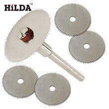 Деревообработки режущий дисковые пилы ротари dremel древесины резки диск инструмент аксессуары