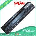 Larga vida de la batería portátil portátil para HP MU06 MU09 repuestos 593554-001 593553-001 C 6 celular