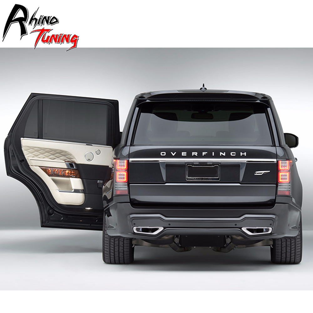 Car Styling Front Or Back Car Emblem Cover Sticker Letters Sports Style Case Accessories For Range Rover Sport Evoque We Take Customers As Our Gods Automobiles & Motorcycles