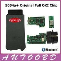DHL Freeship VAS5054a With Original Full Oki Chip For Audi VW SEAT SKODA Diagnostic Scanner VAS