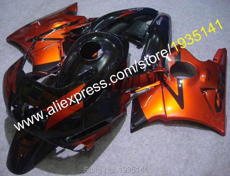 இVentas calientes, carenado plástico para Honda CBR600 F2 1991 1992 ...