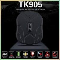 Fast Shipping! Car GPS Tracker TK905 Magnet Vehicle Rastreador GPS 5000mAh Battery Standby 90Days Lifetime Free Tracking/APP