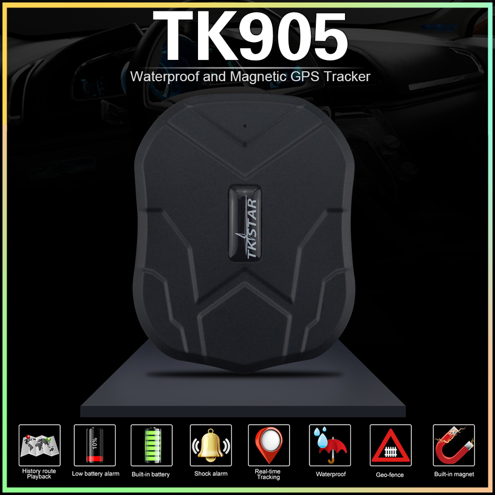 Worldwide delivery gps tracker tk905 in NaBaRa Online