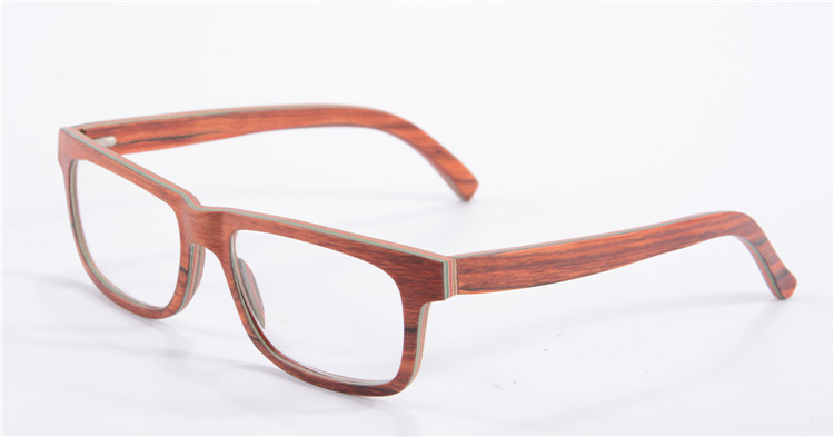 handmade wood glasses men brand designer optical eyewear frame 2015 new women eyeglass frame wood optical