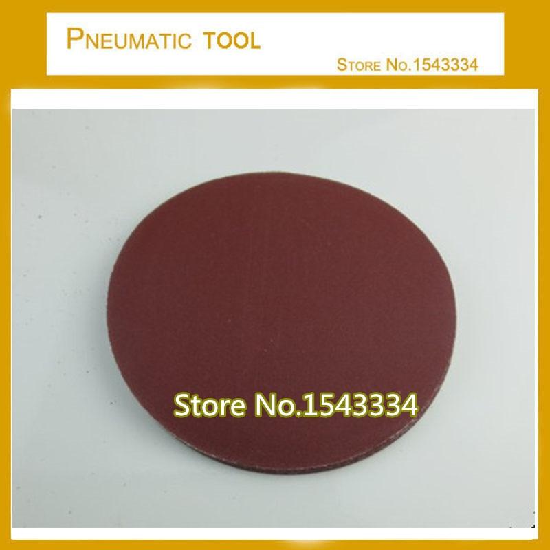 150mm Self Adhesive Sanding Discs 40 60 80 120 180 240 320 400 800 1000 Grit