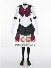 * Лучшая цена * Sailor Moon Super S Sailor Плутон сетсуна Meioh триста Косплэй костюм mp001410