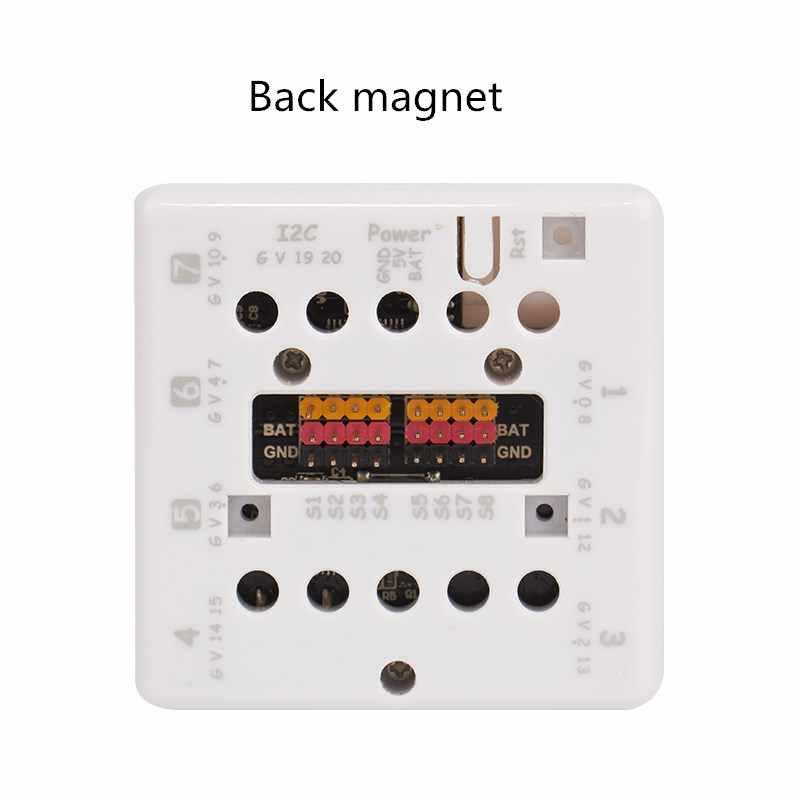 Микро: бит энергии magic block Плата расширения насадок графическое Программирование Совместимо с лего