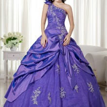 cecelle 2019 Lavender Ball Gown Quinceanera Dresse One