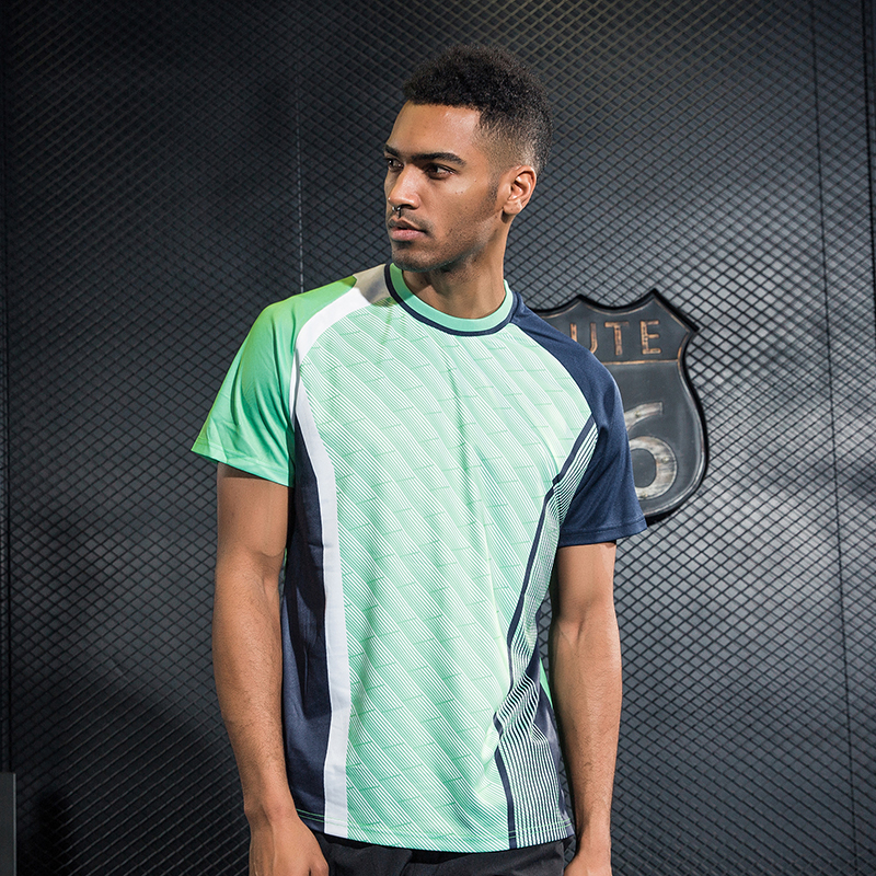 Free printing Name sports Tennis shirt Cool dry Woman/Man , table tennis shirt , Badminton shirt, sports Shirt M1020