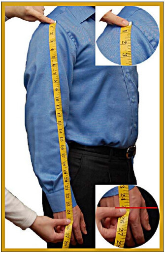 Right Sleeve length