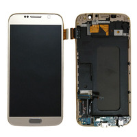 G920f lcd For SAMSUNG GALAXY S6 G920 G920F LCD Display Touch Screen Digitizer Assembly with Frame For Samsung S6 TFT LCD Display