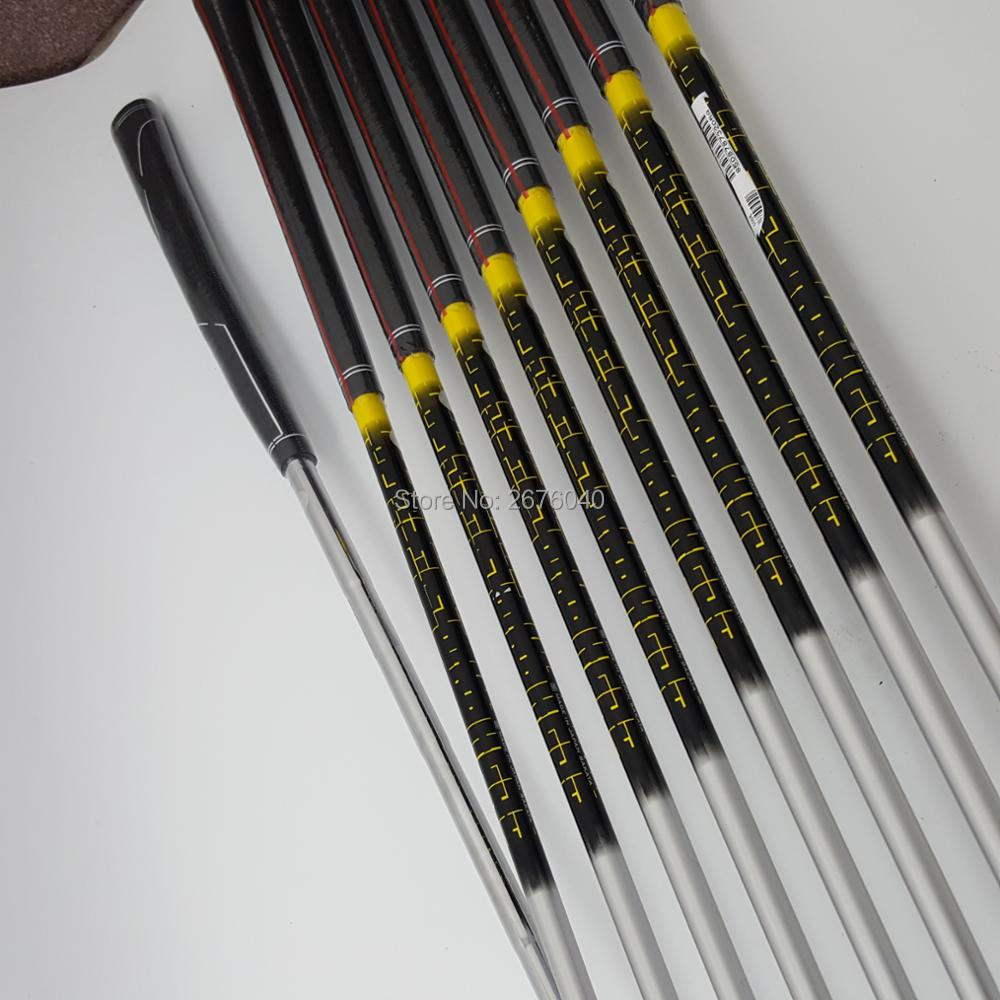Image 4 - Golf  irons HONMA BEZEAL 525 Golf clubs with Graphite Golf shaft R or S flex 8 piece Free shipping-in Golf Clubs from Sports & Entertainment