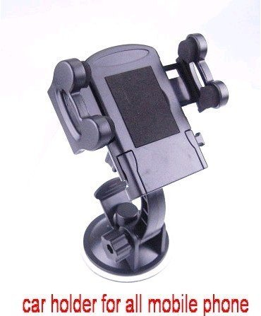 Universal car holder for mobile phone  for GPS