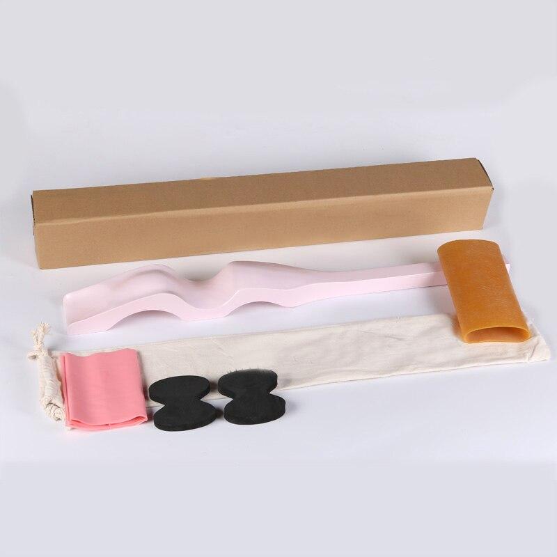 Pied de ballet rose extensible pour dispositif de danseur Instep accessoires de Ballet arc pied civière classique professionnel ballet tutu outil