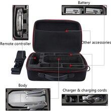 Россия дроны сумка для DJI Mavic Pro PU Жесткий Портативный сумка чехол для хранения сумка Водонепроницаемый Портативный для DJI MAVIC случае
