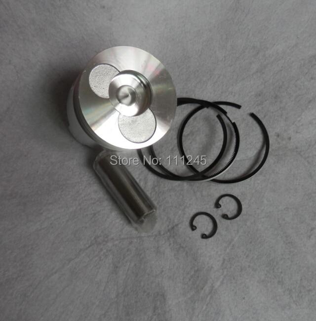 KIT de PISTON 78 MM pour le bloc-cylindres chinois 178F diother KOLBEN avec CLIP de bague