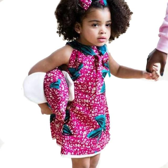 Buy 2017 summer fashion girl sleeveless for Kids apparel fabric