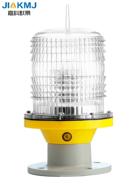 Купить с кэшбэком 10W Aviation obstruction light navigation warning light low light intensity 122 LED high-rise building lamp outdoor light IP65