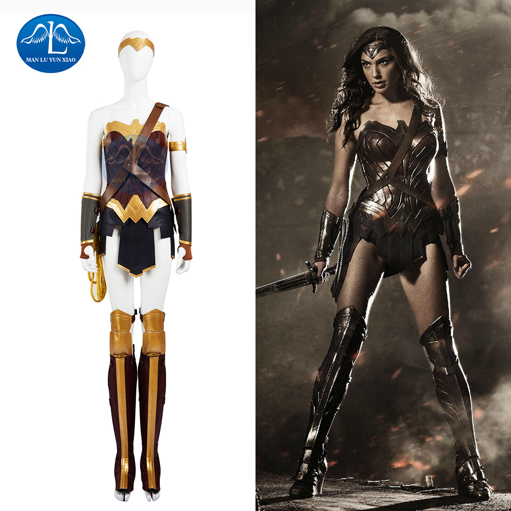 manluyunxiao wonder woman costume diana princess cosplay. Black Bedroom Furniture Sets. Home Design Ideas