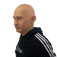 Realistic Cosplay Costume Party Halloween Wonderful Silicone Male Mask President Vladimir Putin Mask