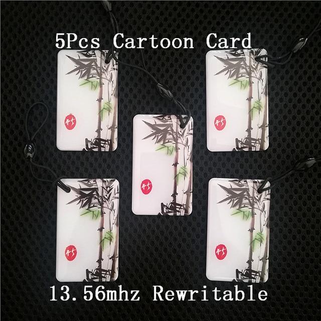 5 cartoon keys 5