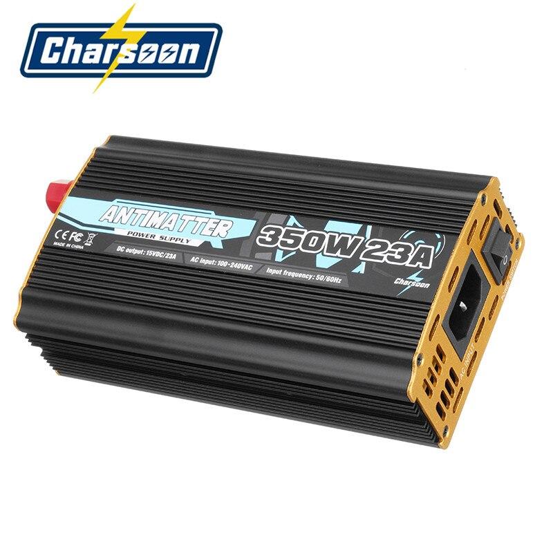 Оригинальный charsoon антиматерии 350 Вт 23a lipo Зарядное устройство Питание адаптер для isdt D2 q6 баланс зарядки Запчасти для модели RC асса
