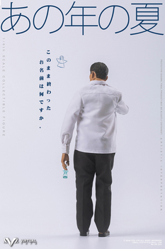 In Stock For Collection VM-025 1/6 Once The Summer Japan That Summer Takeshi Kitano Full Set Action Figure Doll for Fans Gifts image