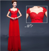 2019 Free shipping Red sweetheart Party Gowns Formal Long Evening dresses robe de soiree vestido de festa abiti da sera TK767