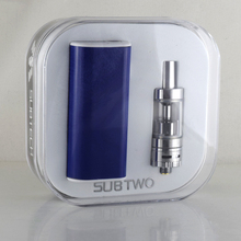Sub Two Arrival e cigarette sub mod 30w Kit Vaporizer 2 0ml atomizer 30W mod battery