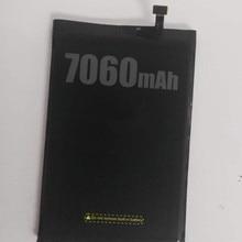 Mobile phone battery DOOGEE BL7000 battery 7060mAh Long stan