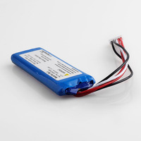 GSP872693 3,7 mah 3000 v литий-ионная аккумуляторная батарея для JBL Flip 3 флип 3 серый GSP872693 P763098 03