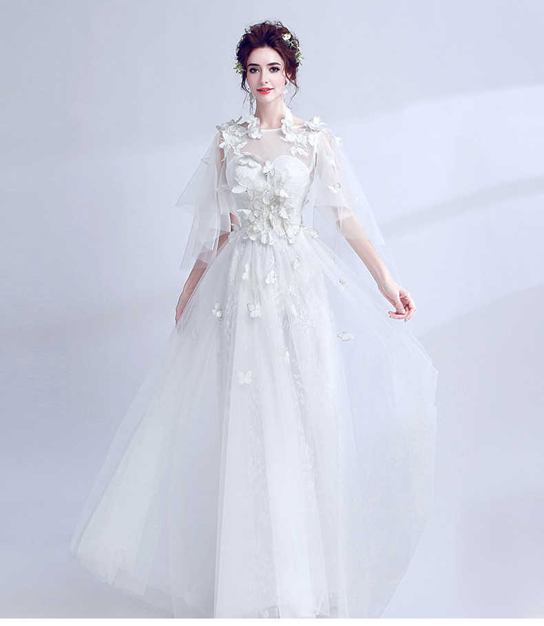 7427a27579 100%real ice queen fairy white butterfly embroidery ball gown Medieval  Renaissance Gown cosplay Victoria dress Marie Belle