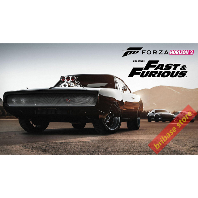 Forza Horizon Posters For Wall Decorations Modern Calligraphy Cool - Cool modern cars