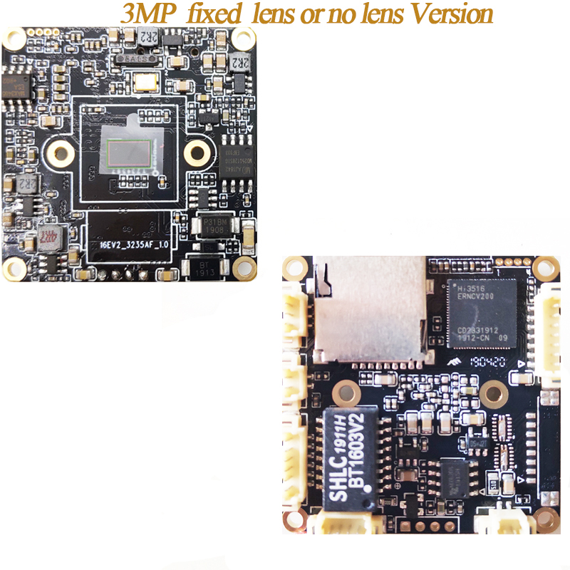 Image 5 - H.265 3MP/5MP Starlight Wireless Wifi IP PTZ Camera Module 2.7 13.5mm 5X Zoom Lens Onvif, TF Card , Audio DIY Your Own Video Cam-in Surveillance Cameras from Security & Protection
