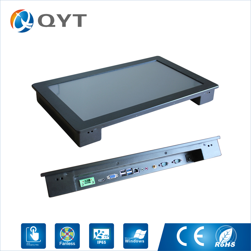 21.5All-in-one pc touch screen With intel N3150 1.8GHz industrial embedded panel pc 4usb/2rs32 resolution 1920x1280