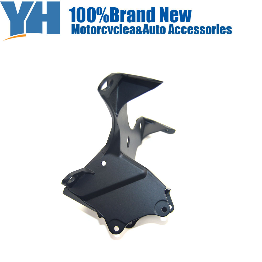 Headlight Front Upper Fairing Stay Bracket Fits For YAMAHA YZF R6 2006-2007 YZF R6S 2006 Fairing Stay upper fairing cowl headlight stay bracket for 2006 2007 yamaha yzf r6