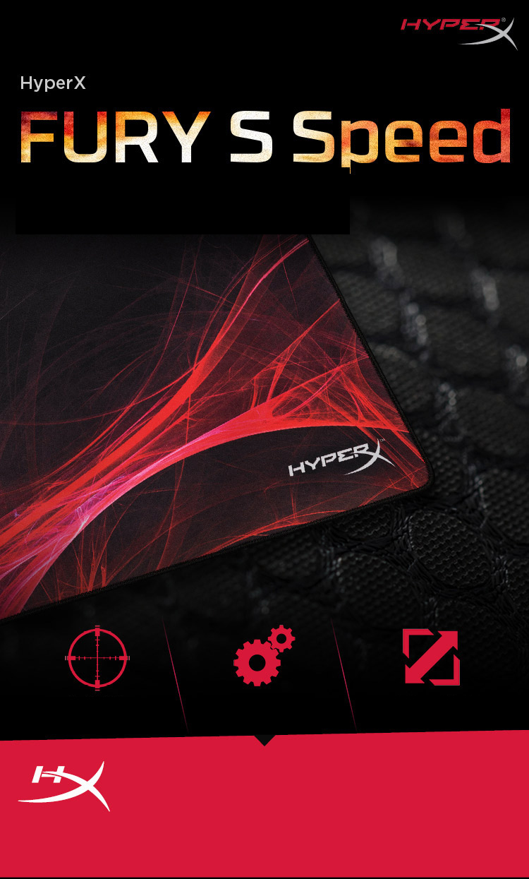 Kingston HyperX FURY NEW Mouse Pad Large Pad for Macbook Laptop Mouse Notbook Computer Creative Rubber Mat Gaming Mousepad