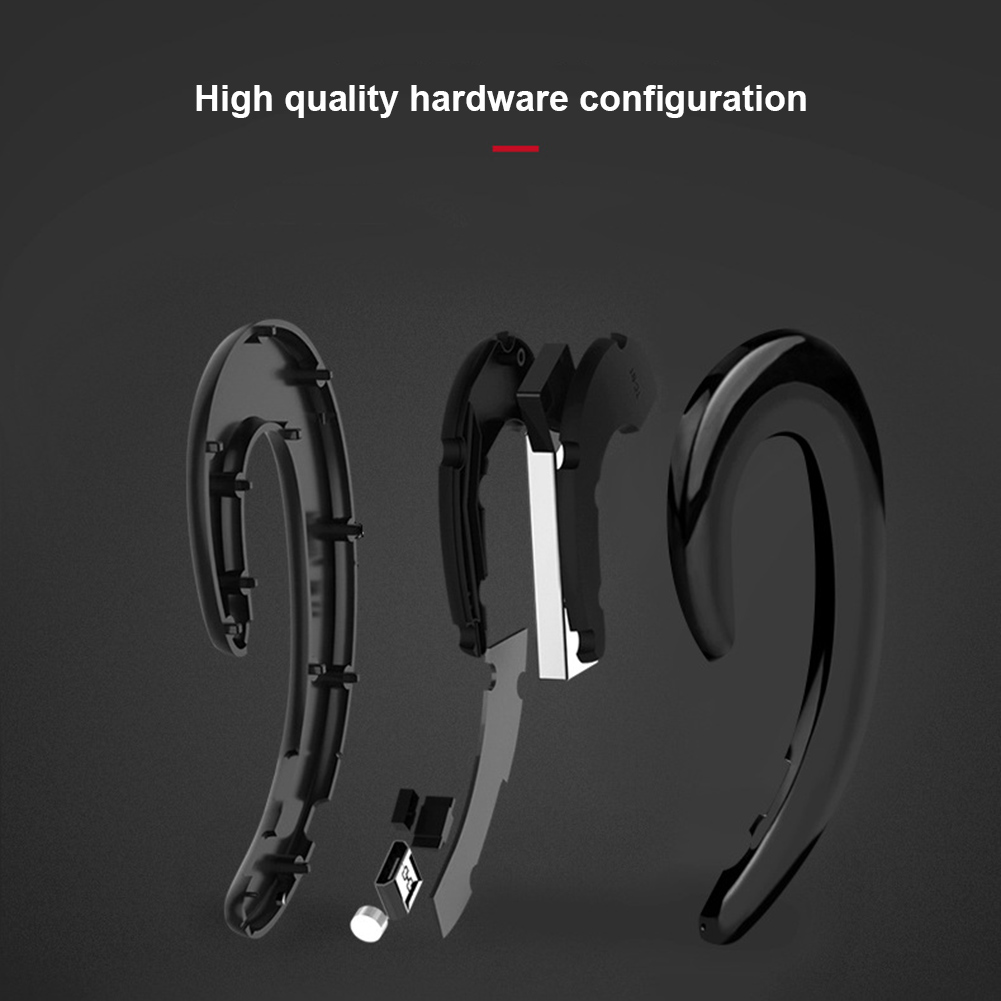 Wireless Bluetooth Headset Earphone Bone Conduction Earphones For Sports Running Drop Shipping