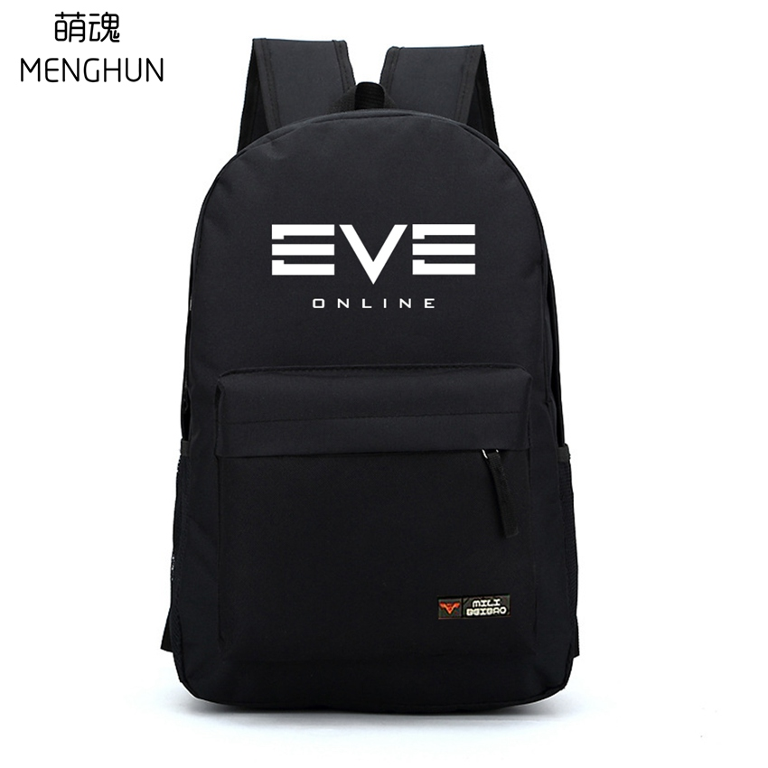 online game EVE backpack EVE fans daily wear pc game fans gift backpack school bag for 14inches laptop NB266