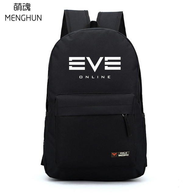 66c74d6855 online game EVE backpack EVE fans daily wear pc game fans gift backpack  school bag for 14inches laptop NB266