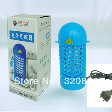 Freeshipping Electrical Photocatalyst Lamp Mosquito Killer Zapper Killer Flying Bug Catcher