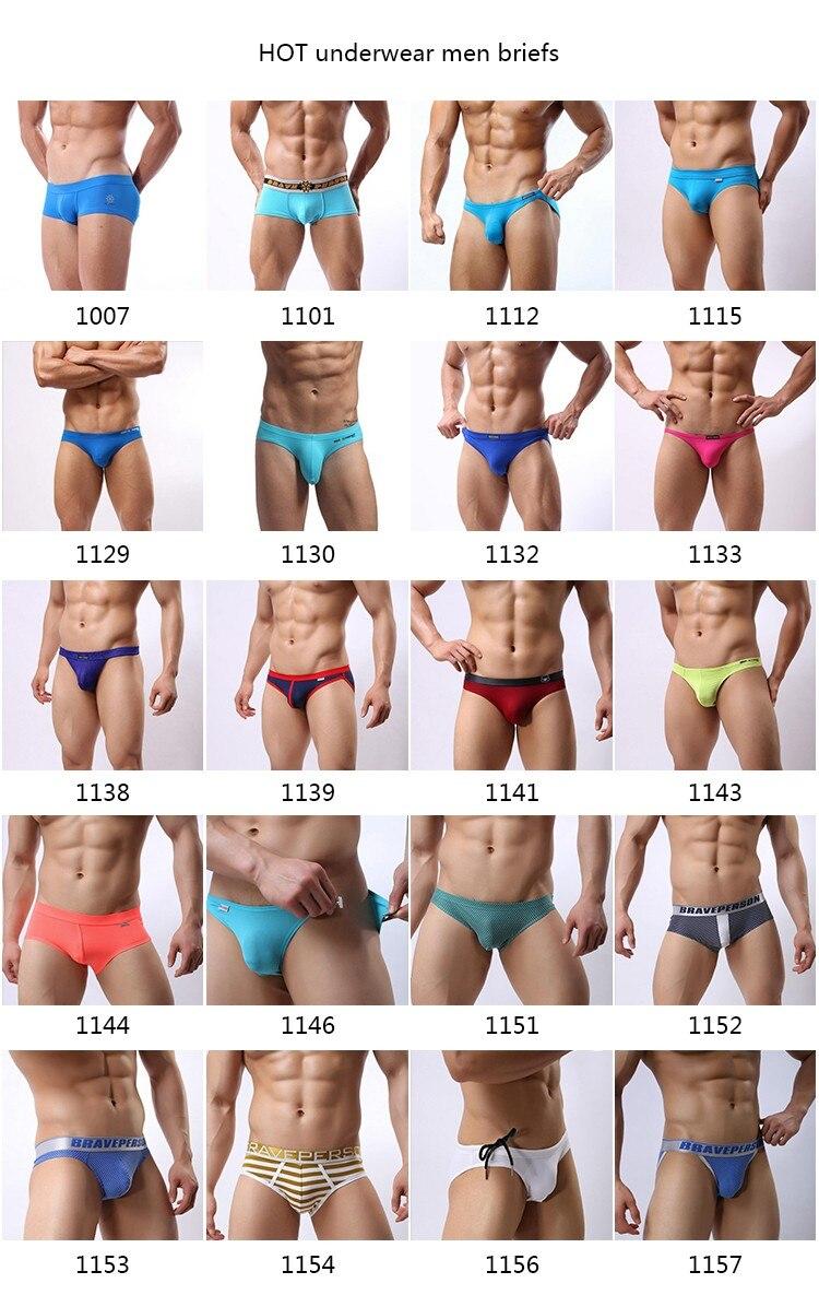 HOT underwear men briefs