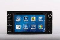 Car DVD GPS Navigation For Mitsubishi Outlander Lancer ASX RVR 2014 2016 With Bluetooth Ipod Mirror