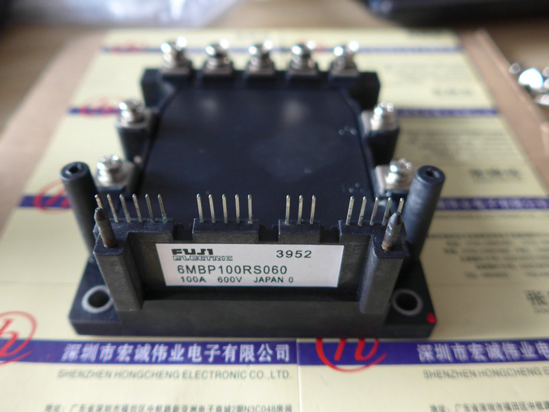 6MBP100RS060module module dalimentation6MBP100RS060module module dalimentation
