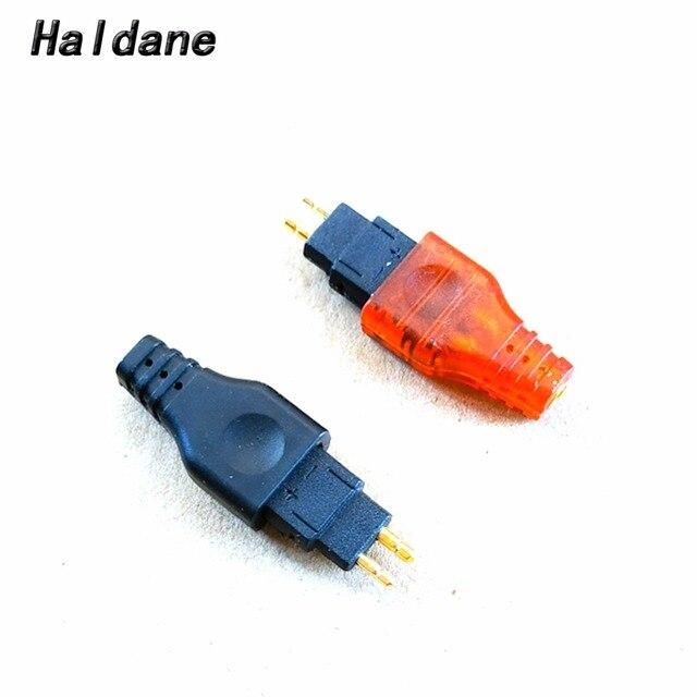 Haldane Hoofdtelefoon Plug voor HD525 HD545 HD565 HD650 HD600 HD580 Male naar MMCX Vrouwelijke Converter Adapter