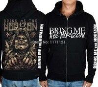 Bring Me The Horizon Oliver Sykes Death Metal Metalcoreblack 100 Cotton Hoodie