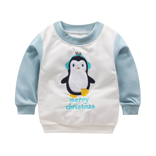 Luna Blanco Baby embroidered Hoodies Sweatshirts clothing spring long sleeve o-neck clothing Baby girl and boy Hoodies
